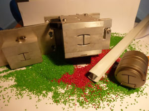 fabricant filière extrusion, fabrication outillage tubes bandes joncs profilés