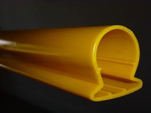 profilé polycarbonate diffusant lumière
