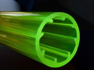 tube plastique