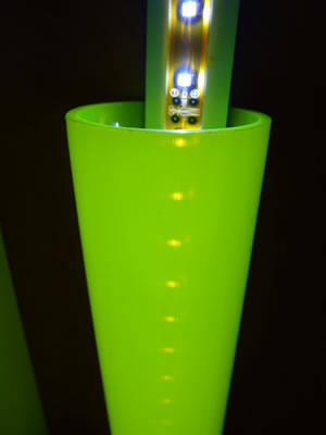 tube diffusant polycarbonate