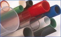 Profilé extrudé, tuyau polycarbonate, extrusion tube plastique, tuyau PVC, tube diffusant